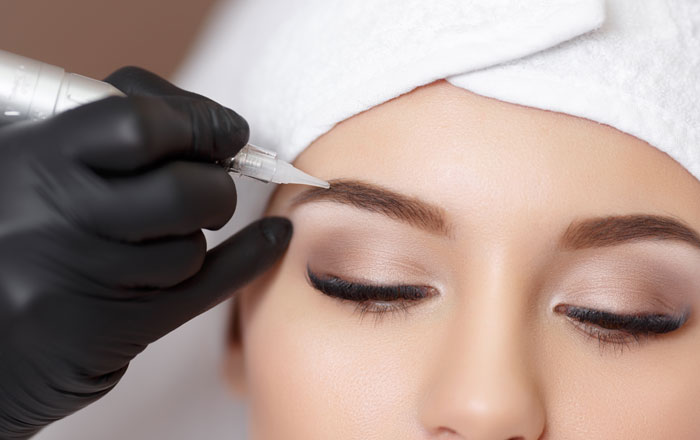 Permanent cosmetic solutions | Brows